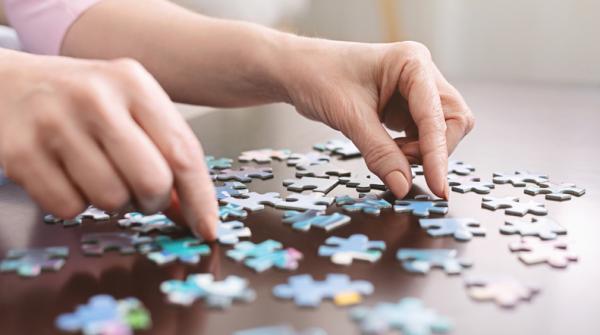 Actividades para personas con Alzheimer - Puzzles