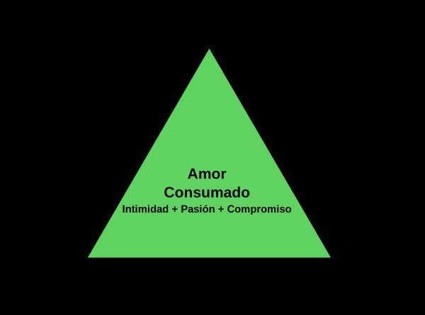 Los siete diferentes tipos de amor según Sternberg - La teoría triangular del amor de Sternberg