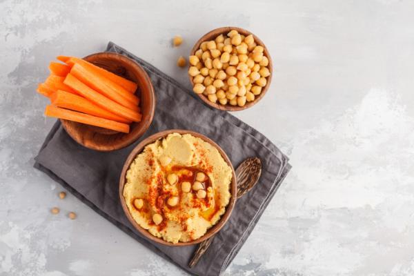 Comer sano en verano: ideas y consejos psicológicos - Comer más legumbres