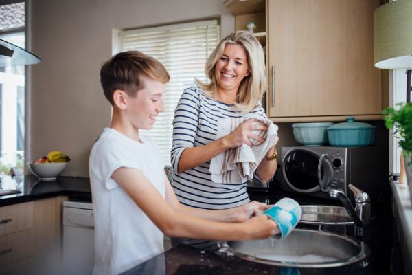 9 tipos de familia que existen y sus características - 5. Familia monoparental