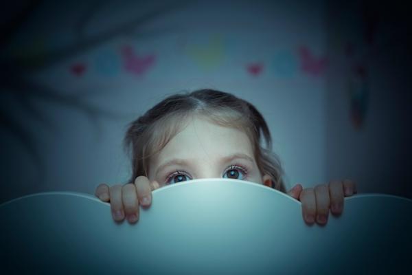 Síntomas de los terrores nocturnos en niños y bebés - Síntomas de terrores nocturnos en niños o bebés