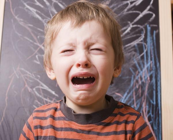 Síntomas de los terrores nocturnos en niños y bebés - Terror nocturno: efectos o consecuencias en los padres