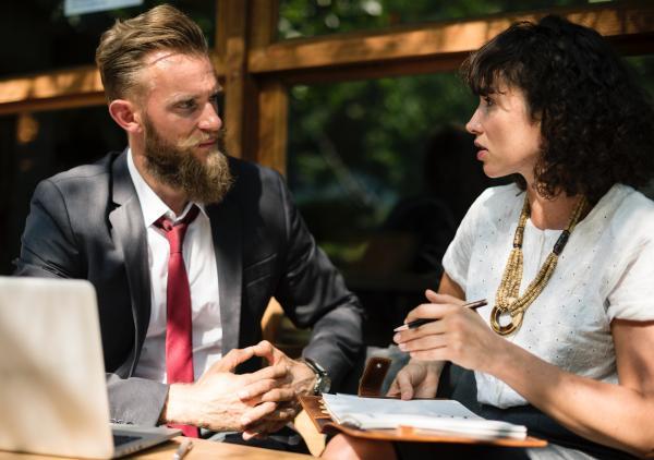 Tipos de entrevistas de trabajo - 2. Entrevista de trabajo individual