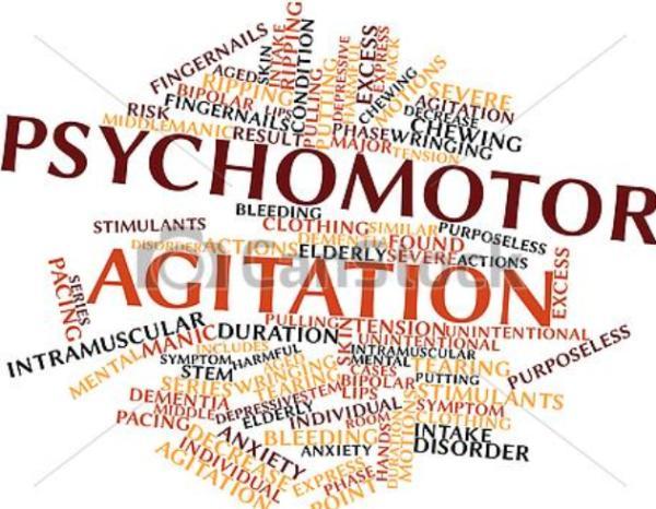 Trastornos Psicomotores y de la mímica