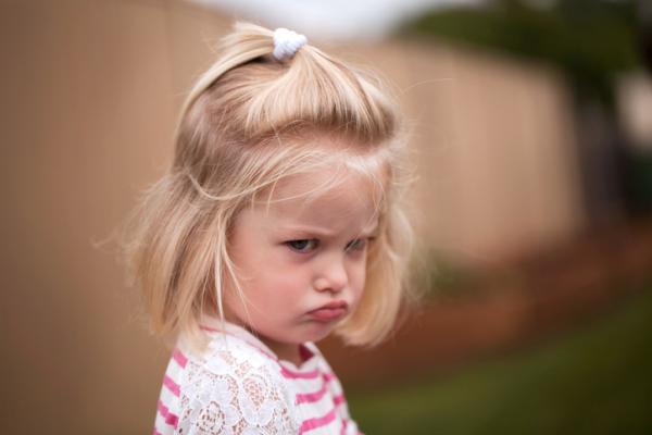 Mi hijo siempre está enfadado ¿qué hago?