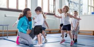 El profesor de educación física: carrera y ocupación