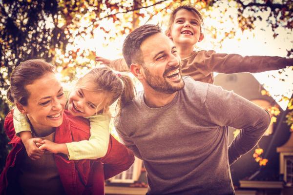 Tipos de valores y ejemplos - Valores familiares