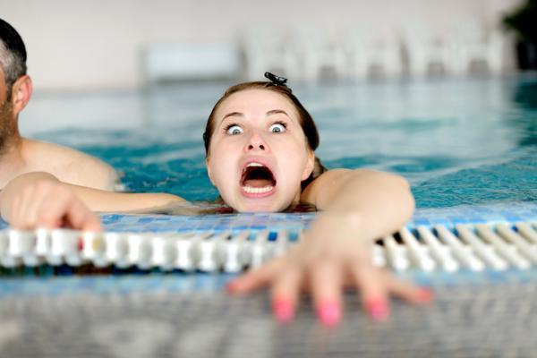 Como perder el miedo al agua