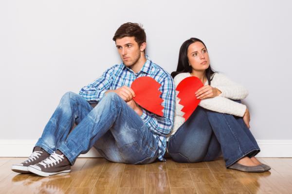 Cómo terminar una relación sin lastimar