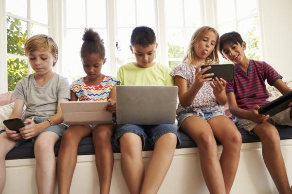 Cómo afectan las nuevas tecnologías a los niños