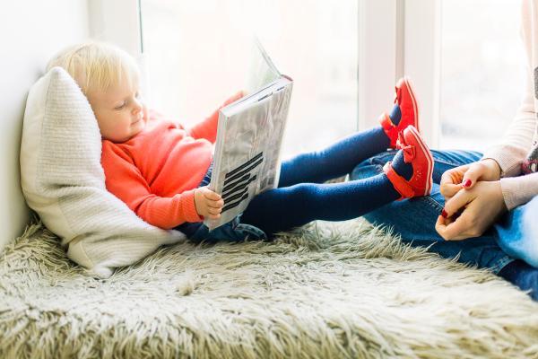Cómo ayudar a mi hijo a leer - Paso 4: Comienza a introducir palabras clave