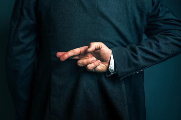 Perfil psicológico de una persona mentirosa - Cómo descubrir si alguien te miente