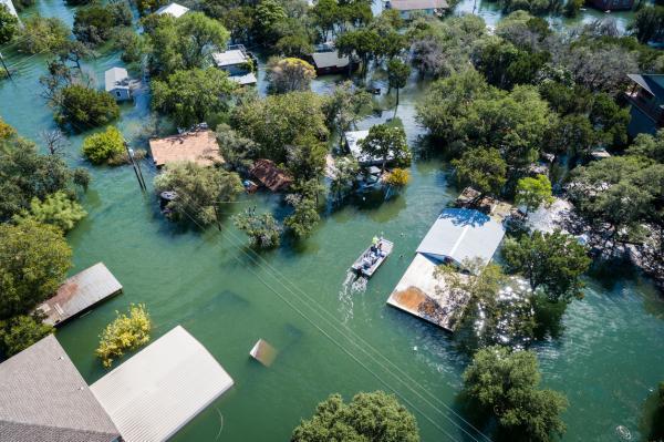 Qué significa soñar con inundaciones