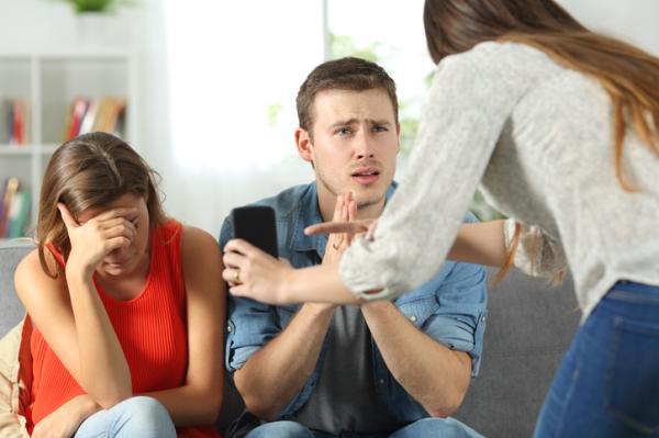 Qué sentimientos experimenta una persona que ha sido infiel