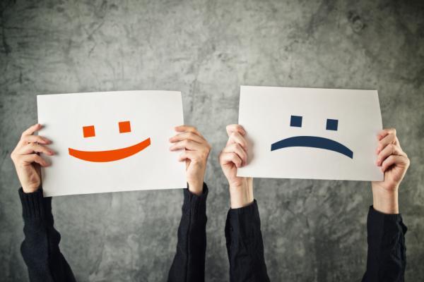 Cómo ser feliz cuando todo va mal