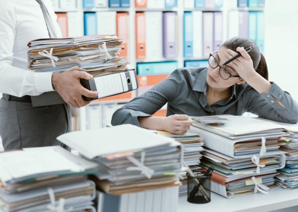 10 diferencias entre estrés y ansiedad - Estrés: síntomas