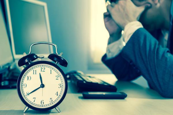 Las señales más frecuentes de estrés - Respuestas Conductuales del estrés