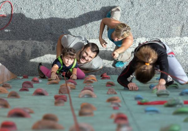 La competencia en el deporte - Desde niños