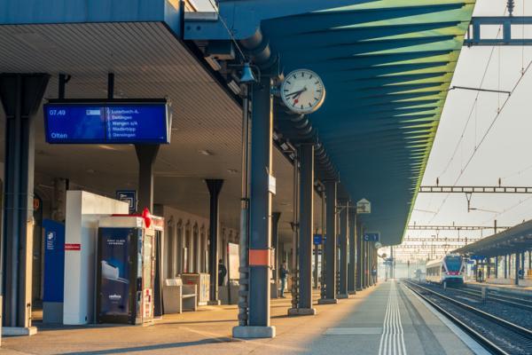 Qué significa soñar con trenes - Qué significa soñar con una estación de tren