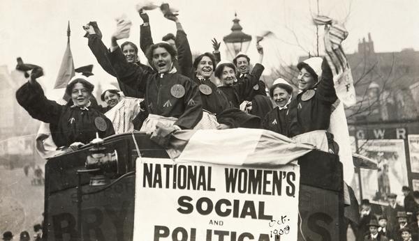 Historia y corrientes del feminismo - Los primeros movimientos feministas: la primera ola (1789-1870)