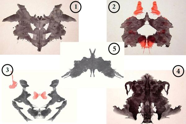 Test de Rorschach: interpretación de las láminas - Test de Rorschach Online