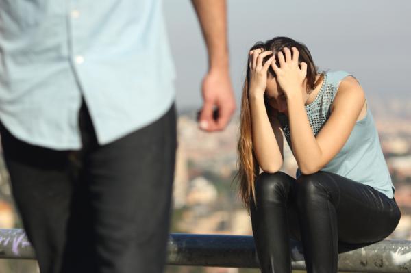 Cómo superar divorcio traumático - Síntomas de depresión tras un divorcio