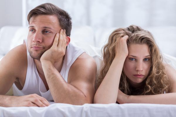 Anorgasmia masculina: síntomas, causas y tratamiento - Tipos de anorgasmia