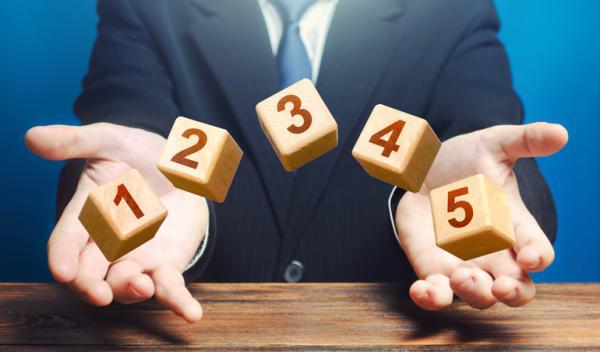 Qué significa soñar con números - Qué significa soñar con números en función de la cantidad de cifras