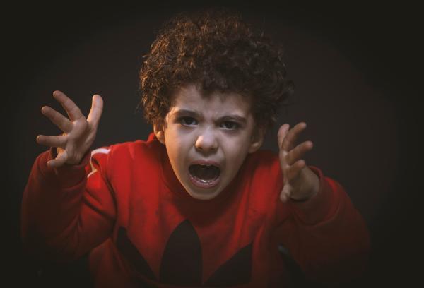 Cómo controlar el enfado en niños - Cómo gestionar la rabia en niños