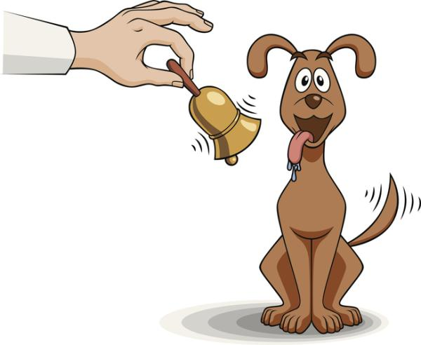 El experimento psicológico del perro de Pávlov