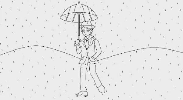 ¿Qué son los test gráficos psicológicos? - Test del dibujo de la persona bajo la lluvia