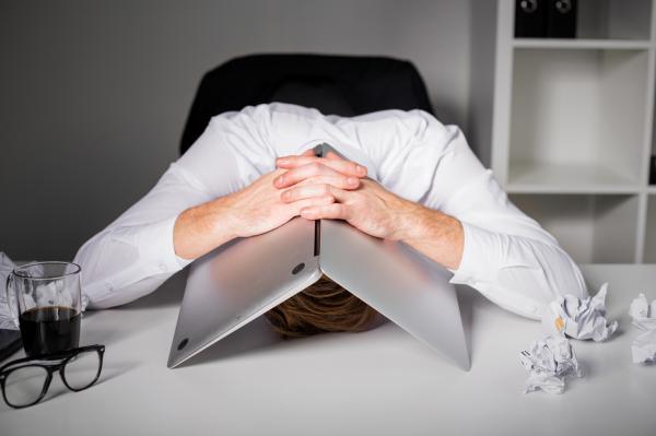 Por qué me enfado sin motivos - El estrés crónico puede causar irritabilidad
