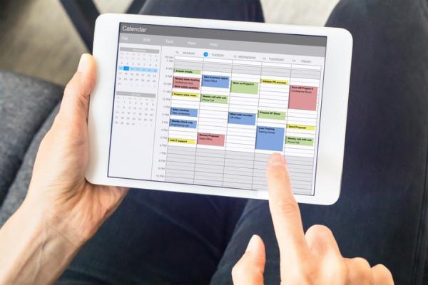Cómo concentrarse para estudiar y memorizar - Planificar