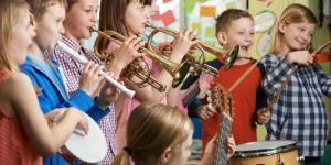 La música y el desarrollo cerebral infantil
