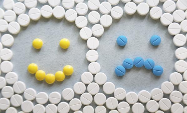 Consecuencias de tomar antidepresivos durante muchos años