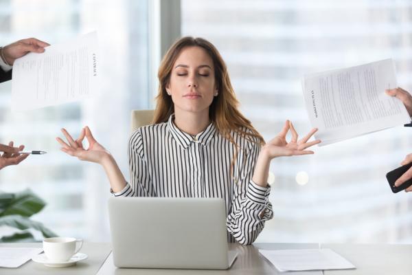 Cómo manejar el estrés laboral - Manejo del estrés laboral