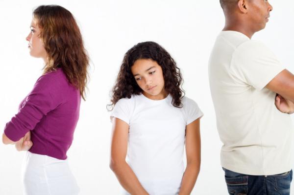 La familia: el divorcio y los hijos