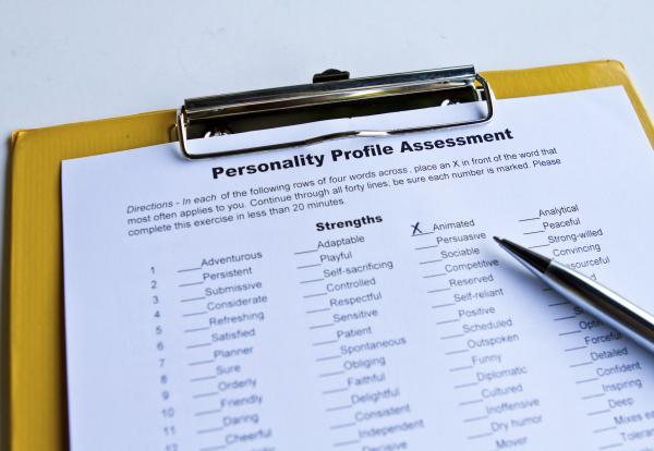 16 PF, Cuestionario de Personalidad