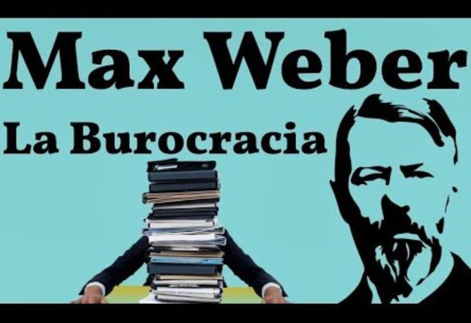 Teoría De La Burocracia De Weber Resumen Completo