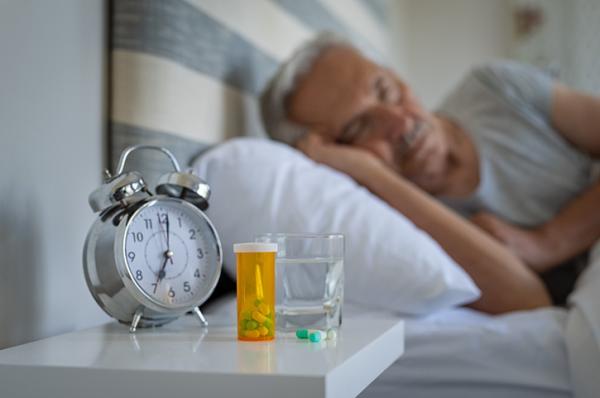 ¿Se puede tomar Lexatin para dormir puntualmente?