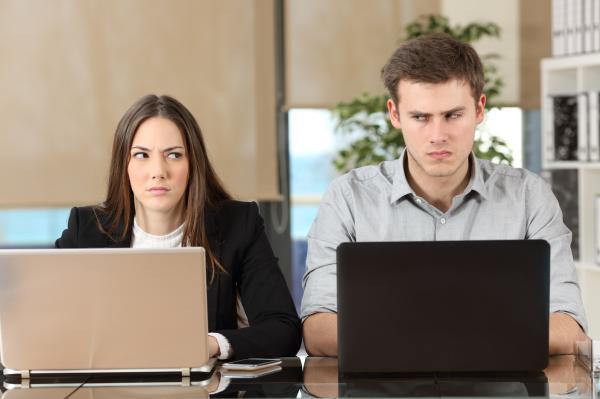 Cómo protegerse de la envidia en el trabajo