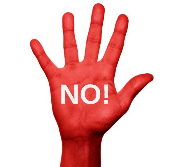 Cómo aprender a decir 'no' sin sentirse culpable