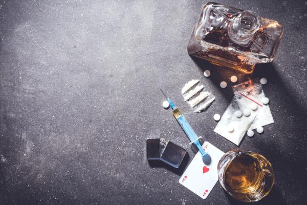 Tipos de adicciones y sus consecuencias