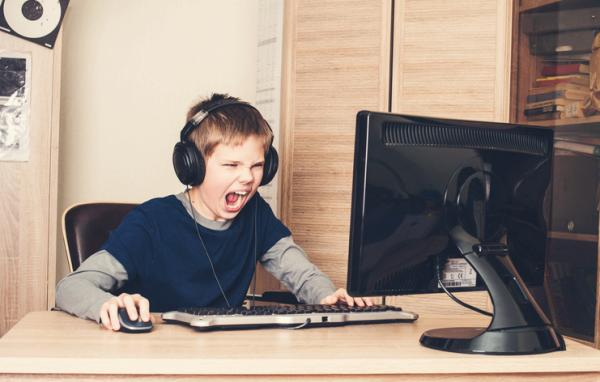 Causas de la agresividad infantil