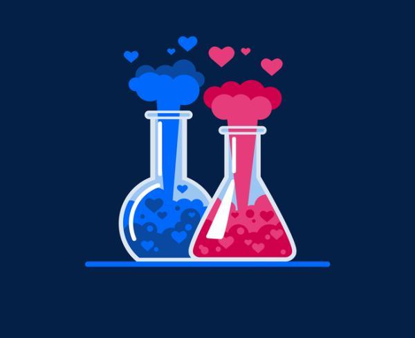 La química del amor: ¿existe una fórmula científica?