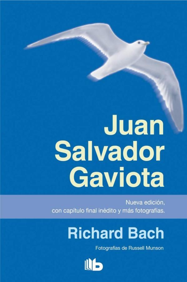 Libros que te hacen pensar - Juan Salvador Gaviota, Richard Bach