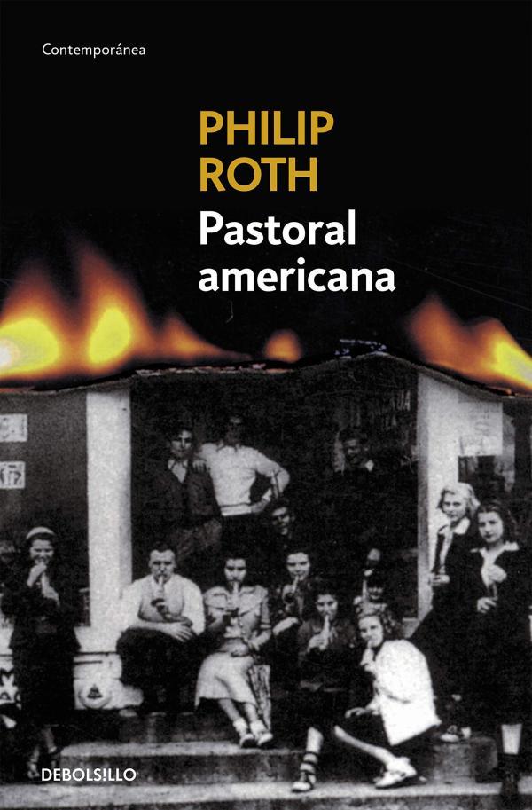 Libros que te hacen pensar - Pastoral americana, Philip Roth