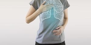Ejercicios de respiración diafragmática
