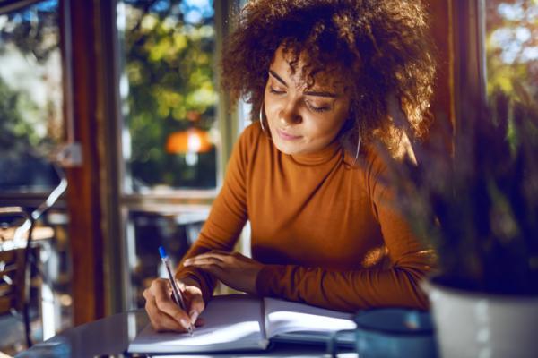 Ejercicios de escritura terapéutica