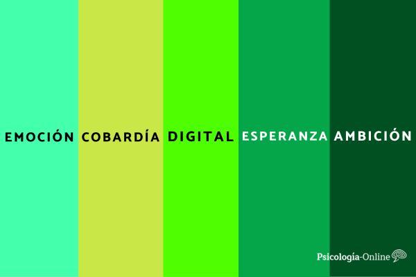 Significado del color verde en psicología
